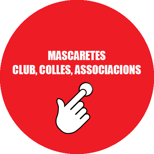 mascaretes clubs